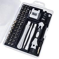 Bộ dụng cụng sử chữa điện thoại tua vít đa năng chữ Y 52 chi tiết tay cầm chống trượt
