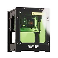 NEJE DK-BL 3000mW Laser Engraver 450nm Smart AI Mini Engraving Machine Wireless BT Print Engraver BT 4.0 for iOS/Android