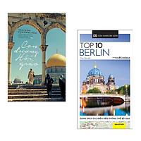 Combo 2 Cuốn Về Du Lịch ,Văn Hóa : Con Đường Hồi Giáo + Cẩm Nang Du Lịch - Top 10 Berlin