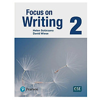 Focus On Writing 2: Student Book With Proofwriter