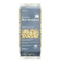 Mì ăn liền hữu cơ không trứng Alb.gold 250g