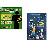 Combo 2 cuốn sách: Cẩm Nang Làm Bố Tuyệt Vời + Cha Mẹ Giỏi Con Thông Minh