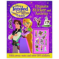 Disney Princess - Tangled: Ultimate Sticker and Activity (Ultimate S & A Fun Xtra Disney)