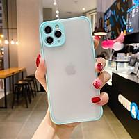 Ốp Điện Thoại Nhám Chống Rơi Bảo Vệ Camera Cho Iphone 11 12 Pro Max Iphone Xs Max 11pro Max 12 Mini