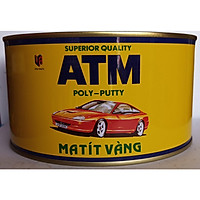 Matít Vàng ATM Poly Putty 1Kg