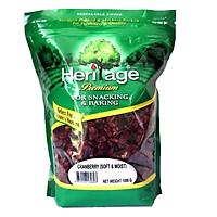 Quả nam việt quất - Cranberry sấy khô Heritage Thái Lan 1kg