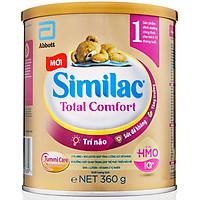 Sữa bột Abbott Similac Total Comfort 1 360g