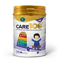 Sữa bột Nutricare Care 100+ mới cho trẻ nhẹ cân biếng ăn suy dinh dưỡng 1-10 tuổi (900g)