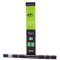 Bút Kẻ Mí Mắt Siêu Mảnh Hàn Quốc Suri Waterproof Eyeliner Pen ( Màu Đen ) – Hàng Chính Hãng