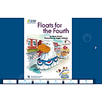 [E-BOOK] i-Learn Smart World 8 Truyện đọc - Floats for the Fourth