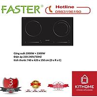 Bếp Điện Từ Faster FS 782I - Hàng chính hãng