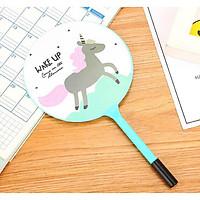 Bút Quạt Hình Ngựa Dễ Thương (Giao Ngẫu Nhiên Mẫu)