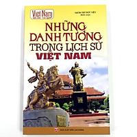 Những Danh Tướng Trong Lịch Sử Việt Nam