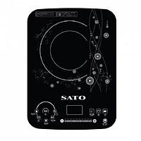 BẾP TỪ ĐƠN SATO STB-203 - Hàng Chính Hãng