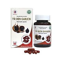 Viên uống mỡ máu Tỏi Đen Garlicin - Hộp 60 viên