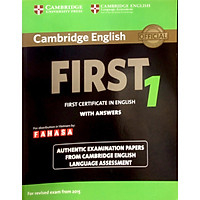 Cam English First 1 for Revísed Exam fro