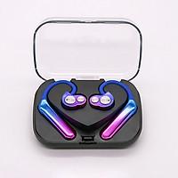 Tai Nghe Bluetooth 5.0 Aipao X6 TWS- IP67 True Wireless Earbuds Bluetooth Headphone có Mic chống nước cao cấp (2 tai)