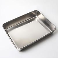Khay đựng thức ăn hoặc làm bánh inox 304 cao cấp KB01 – Gia dụng bếp