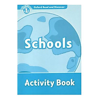 Oxford Read And Discover 1: Schools Activity Book