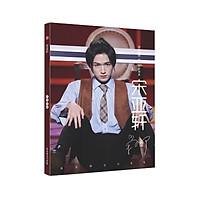 Photobook in hình TỐNG Á HIÊN nhóm nhạc TNT THỜI ĐẠI THIẾU NIÊN ĐOÀN album ảnh tặng kèm poster tập ảnh quà tặng xinh xắn idol