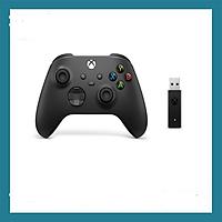 Tay Cầm Microsoft Xbox One S Kèm Usb (Màu Đen) - Hàng Nhập Khẩu