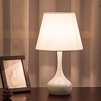 Đèn Ngủ Bắc Âu DN-290 , Đèn Để Bàn Trang Trí Phòng Ngủ Đế Giọt Nước,  Ánh Sáng Êm Dịu & Ấm Áp.