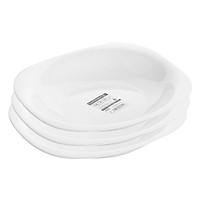 Bộ 3 đĩa thủy tinh Luminarc Carine Soup H33667 23cm