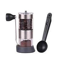 Máy xay hạt cà phê cầm tay mini 2 trong 1 Aturos ZX-A75 - Hàng nhập khẩu
