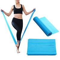 KALOAD Elastic Yoga Belt Fitness Resistance Bands Strength Training Belt Pull Rope
