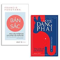 Combo Sách : Bản Sắc - Nhu Cầu Phẩm Giá Và Chính Trị Phẫn Nộ + Chính Trường Hoa Kỳ - Lịch Sử Đảng Phái
