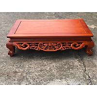Bàn osin, bàn trà kiểu Nhật gỗ Hương dạ triện dơi sang trọng đẳng cấp