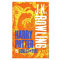 Harry Potter Part 4: Harry Potter And The Goblet Of Fire (Paperback) - Harry Potter và chiếc cốc lửa (English Book)
