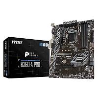 Bo mạch chủ MSI B360-A Pro Hàng chính hãng