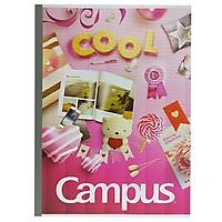 Vở Kẻ Ngang 200 Trang B5 - Campus NB-BGIF200 - Mẫu 1