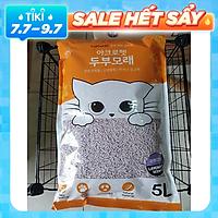 Cát vệ sinh đậu phụ cho mèo PURA