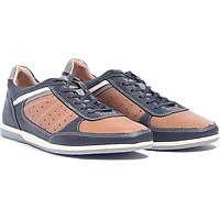 Giày nam cao cấp, phong cách giày sneaker thể thao G1SN2T0 da bò Banglades, chính hãng Banuli