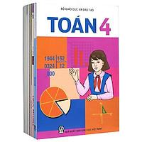 Sách Giáo Khoa Bộ Lớp 4 - Sách Bài Học (Bộ 9 Cuốn)