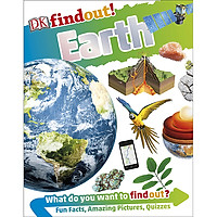 Dkfindout! Earth