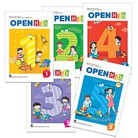 Combo 5 cuốn sách OPENMATH