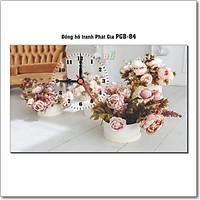 Đồng hồ tranh để bàn PGB-84