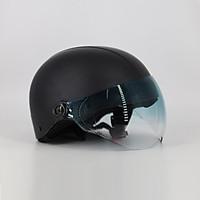 Mũ bảo hiểm nữa đầu SRT ASA01 - NS có kính chống UV