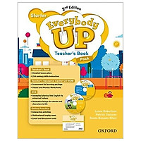 Everybody Up: Starter Level: Teacher's Book Pack with DVD, Online Practice and Teacher's Resource Center CD-ROM: Starter: Linking Your Classroom to the Wider World