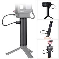 BG-2 Power Grip Stick for Gopro Vlog Selfie Stick Handgrip Type-C Power Supply