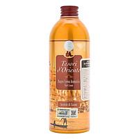 Sữa Tắm Hương Nước Hoa Italia Tesori D'Oriente Java Jasmine - Tinh Chất Hoa Nhài (500ml)