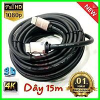 Cáo hdmi 15m chuẩn hình ảnh 4K dây cao cấp, dây hdmi, cáp hdmi, dây hdmi 15m