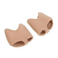 1 Pair Half Sole Dance Shoes Foot Thong Ballet Rhythmic Gymnastics Slipper