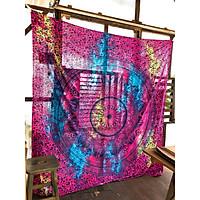 Tấm decor Ấn Độ hồng galaxy