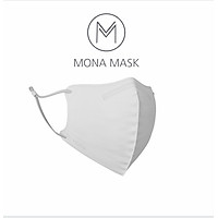 COMBO 3 chiếc khẩu trang N99 ngăn đến 99% hạt bụi siêu mịn có kích thước từ 0,3 Mircromet #MONA MASK