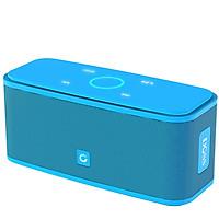 Loa bluetooth DOSS SoundBox Touch (màu xanh dương) - Hàng Chính Hãng