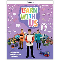 Learn With Us: Level 5: Class Book